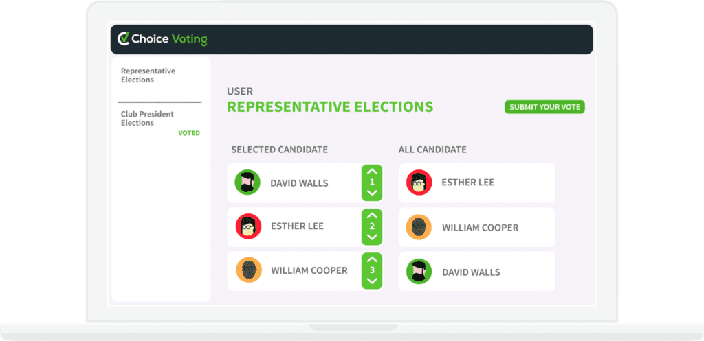 Online Voting platform software